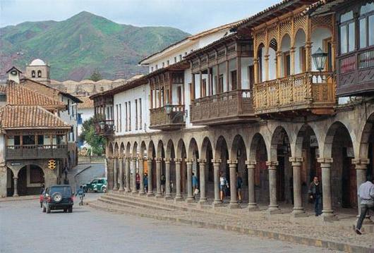 Portales Cusco