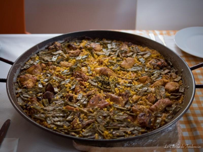 10 lugares de Valencia para comerse una paella