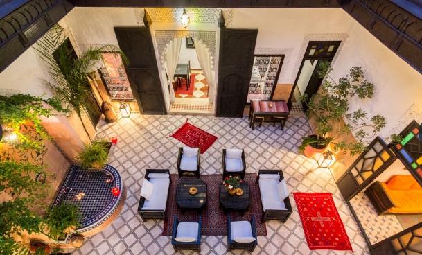 Marrakech: vuelo y hotel