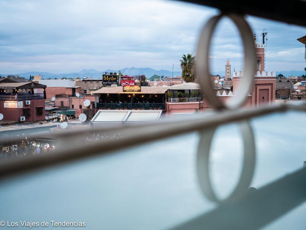 qué ver en marrakech